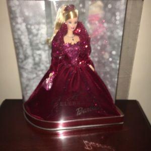 2002 Holiday Barbie Holiday Celebration NRFB